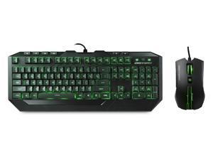 Cooler Master CM Storm Devastator (Green Edition)  Keyboard & Mouse Model SGB-3012-KKMF1-US