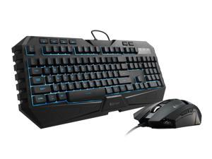 Cooler Master CM Storm Octane LED Gaming Combo Kyeboard & Mouse Model SGB-3020-KKMF1-US
