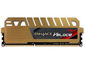 GeIL  8GB DDR3 PC3-12800 1600MHz Dual Channel kit Model GENV38GB1600C9DC
