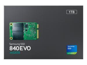 Samsung  1TB 840 EVO mSATA Solid State Drive Model MZ-MTE1T0BW
