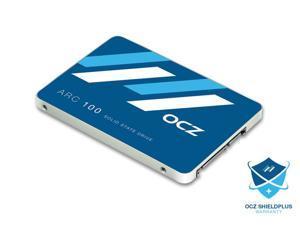 """OCZ  120GB ARC 100 ARC100-25SAT3-2.5"""" SATA III MLC Internal Solid State Drive (SSD) Model ARC100-25SAT3-120G"""