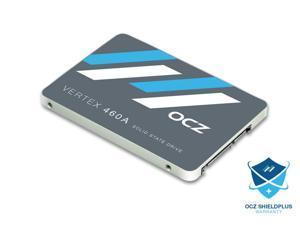 """OCZ 120GB Vertex 460A 2.5"""" SATA 3 6Gb/s MLC Internal Solid State Drive (SSD) Model VTX460A-25SAT3-120G"""