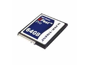 Super Talent 64GB CFast Pro  Storage Card (MLC) Memory Card Model FDM064JMDF