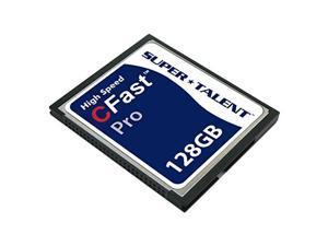 Super Talent 128GB CFast Pro  Storage Card MLC Memory Card Model FDM128JMDF
