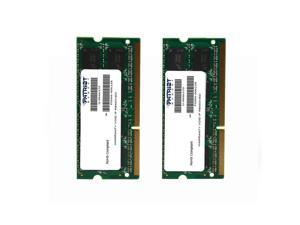 Patriot Memory 8GB Mac Series 2 x 4GB DDR3 1333MHZ -PC3 10600- Memory for Apple Model PSA38G1333SK