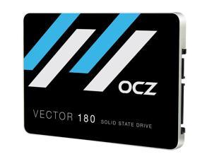 "OCZ 480GB Vector 180 2.5""  SATA III MLC Internal Solid State Drive SSD Model  VTR180-25SAT3-480G"