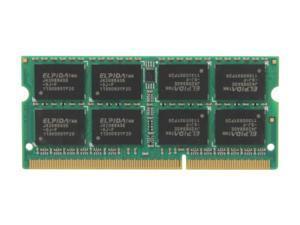G.SKILL 8GB DDR3 1333MHz PC3 10600-204-Pin Laptop Memory Model F3-10600CL9S-8GBSQ