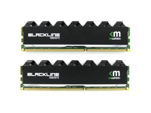Mushkin 16GB (2 x 8GB) Enhanced Blackline  DDR3 1600MHz PC3 12800-240-Pin Desktop Memory Model 997069F