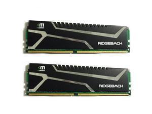 Mushkin Enhanced 8GB (2 x 4GB) Blackline DDR4 PC4-19200 2400MHz 288-Pin Desktop Memory Model 997191T
