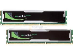 Mushkin Enhanced 8GB(2 x 4GB) ECO2 DDR3 PC3L-12800 1600MHz 240-Pin Desktop Memory Model 996988E