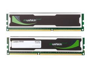 Mushkin Enhanced 8GB (2 x 4GB) ECO2  DDR3 PC3L-12800 1600MHz 240-Pin Desktop Memory Model 997030E