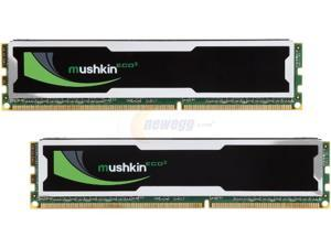 Mushkin Enhanced 16GB (2 x 8GB) ECO2 DDR3 1600MHz PC3L-12800 240-Pin Desktop Memory Model 997110E