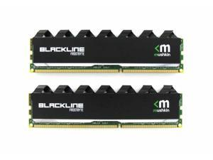 Mushkin Enhanced 16GB (2 x 8GB) Blackline DDR3 PC3-19200 2400MHz 240-Pin Desktop Memory Model 997123F