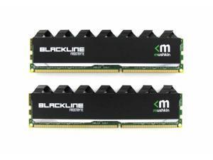 Mushkin Enhanced 16GB (2 x 8GB) Blackline DDR3 PC3-17000 2133MHz 240-Pin Desktop Memory Model 997124F