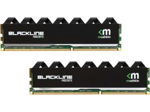 Mushkin Enhanced 16GB (2 x 8GB) Blackline DDR3 PC3-17000 2133MHz 240-Pin Desktop Memory Model 997125F