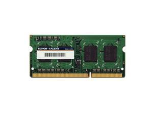Super Talent 8GB DDR3 PC-10600 1333MHz Samsung Chip Notebook Memory Model W1333SB8GS