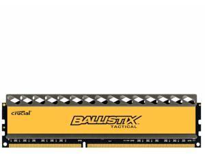 Crucial Ballistix 4GB Tactical DDR3 PC3-14900 1866MHz 240-Pin Desktop Memory Model BLT4G3D1869DT1TX0