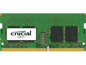 Crucial 8GB DDR4 PC4-17000 2133MHz 260-Pin Laptop Memory Model CT8G4SFD8213