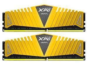 ADATA 8GB (2 x 4GB) Gold Edition DDR4 PC4-25600 3200MHz 288-Pin Desktop Memory Model AX4U3200W4G16-DGZ