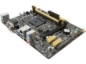 ASUS  AM1 2 x SATA 6Gb/s USB 3.0 HDMI Micro ATX AMD Motherboard Model AM1M-A