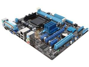 ASUS AM3+ AMD 760G + SB710 USB 3.0 HDMI uATX AMD Desktop Motherboard Model M5A78L-M/USB3