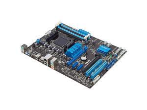 ASUS AM3+ AMD 970 + SB950 6 x SATA 6Gb/s port(s), gray USB 3.0 ATX AMD Desktop Motherboard with UEFI BIOS Model M5A97 LE R2.0