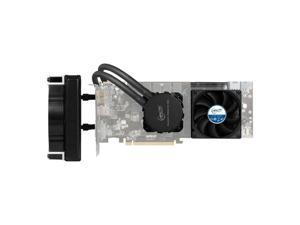 Arctic Accelero Hybrid III-140 R9-290X High-End VGA 140mm A Multi-compatible Air/Liquid Cooler for Graphic Card Model ACACC00015A