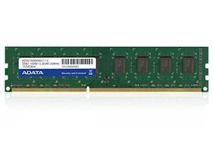 ADATA 4GB DDR3 PC3-12800 1600MHz 204-Pin Laptop Memory Model AD3S1600W4G11-S