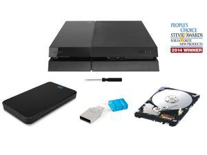OWC Drive Upgrade Kit For Sony PlayStation 4: 2.0TB HDD Internal upgrade w/Flash Drive, Tool, & More. Model OWCSPS4H5S2.0