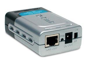 D-Link Power over Ethernet (PoE) Splitter Model DWL-P50
