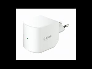 D-Link IEEE 802.11n 300 Mbit/s Wireless Range Extender - ISM Band Model DAP-1320