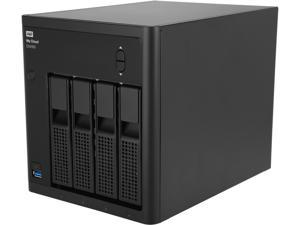 Western Digital 16TB My Cloud EX4100 Expert Series Network Attached Storage - NAS Model WDBWZE0160KBK-NESN