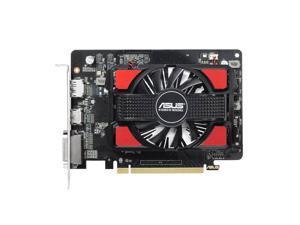 ASUS AMD Radeon 1GB GDDR5 DVI HDMI Display Port PCI-Express Video Card Model R7250-1GD5-V2