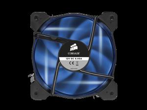 Corsair 120mm Air Series AF120 LED Blue Quiet Edition High Airflow Fan Model CO-9050015-BLED