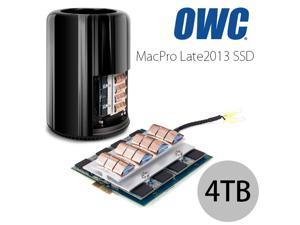 OWC 4.0TB  Aura SSD for Mac Pro: Internal Solid-State Drive Upgrade and Envoy Pro Storage Solution Model OWCSSDA13MP4.0K