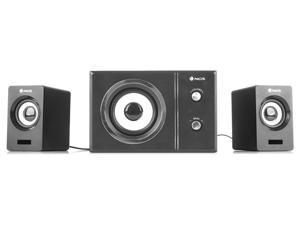 NGS Sugar -20W USB Powered Multimedia 2.1 Speaker System with Subwoofer Model SUGAR