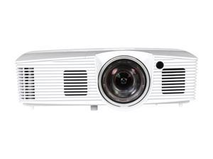 Acer H6517ST Full HD 1920x1080, 3000 Lumens, 2x HDMI Ports, 2W Speaker, 3D Ready, Short Throw DLP Home Theater Projector