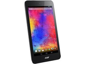 "Acer ICONIA 16GB Tablet - 7"" - In-plane Switching (IPS) Technology - Wireless LAN - Intel Atom Z3735G 1.33 GHz - 1GB DDR3L SDRAM RAM - 3420 mAh Battery Model NT.L65AA.002"