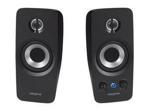 Creative T15 2.0 Speaker System Black Wireless Speaker Model 51MF1670AA003