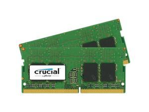 Crucial 32GB DDR4 PC4-19200 2400MHz 260-Pin Laptop Memory Model CT2K16G4SFD824A
