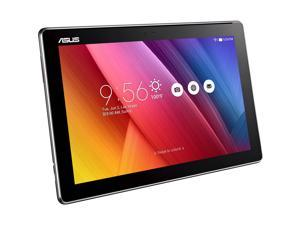 "ASUS 10.1"" ZenPad10 Touchscreen MediaTek Cortex A53 MT8163 Quad Core 1.30GHz 2GB DDR3L SDRAM 16GB eMMC Android 6.0 Marshmallow Tablet Model Z300M-A2-GR"