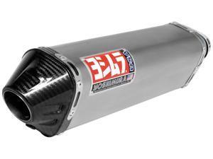 Yoshimura TRC Slip-On - Stainless Steel Muffler - Carbon End Cap 1160027550