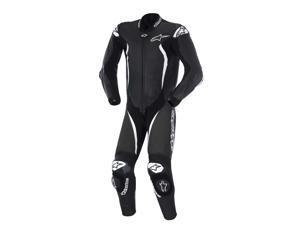 Alpinestars GP Tech One-Piece Leather Suit Black/White 54