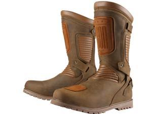 Icon 1000 Prep Waterproof Boots Brown 11.5
