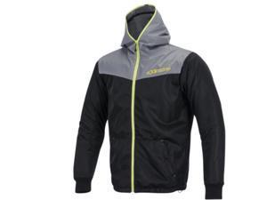 Alpinestars Runner Air Motorcycle Jacket Phantom/Yellow XXX-Large