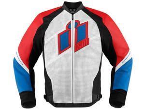 Icon Hypersport Motorcycle Jacket Glory XX-Large