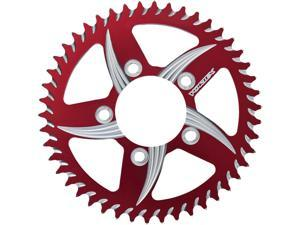 Vortex CAT5 Rear Sprocket - Red - 43T 438ZR-43 Yamaha