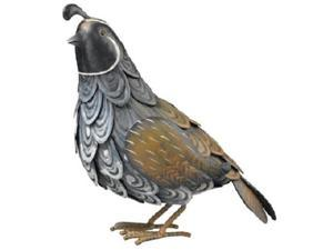 Regal Art Quail Decor 10 Inches In Height (10317)