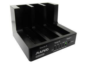 "MAIWO USB 3.0 / eSATA  2.5"" / 3.5"" SATA III HDD  Clone Docking Station"