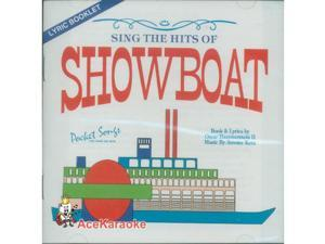 Pocket Songs Karaoke CDG PSCDG1160 - Showboat